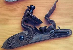 E J Blackley & Son - Antique Arms Supplies, Castings, Restoration