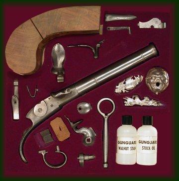 Pistol kits queen anne pistol kit solutioingenieria Choice Image